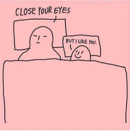 When you like him/her so much : wholesomememes