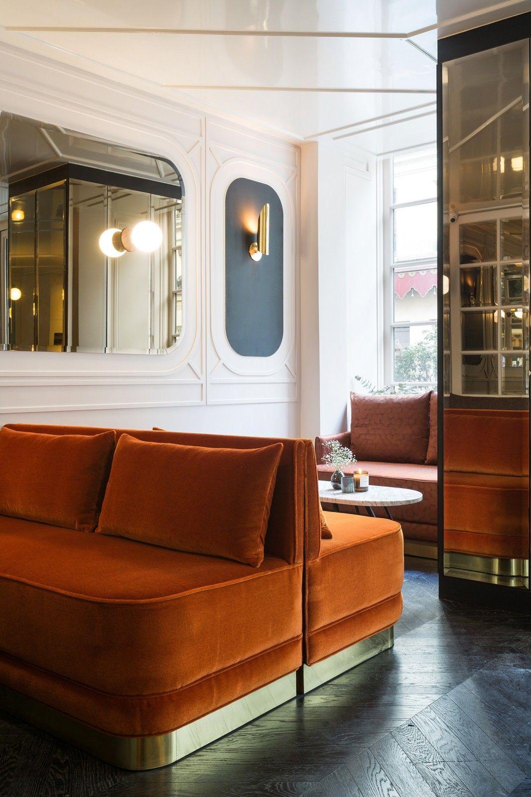 Innenarchitektur Cloppenburg hôtel panache empfang hotel airbnb living room