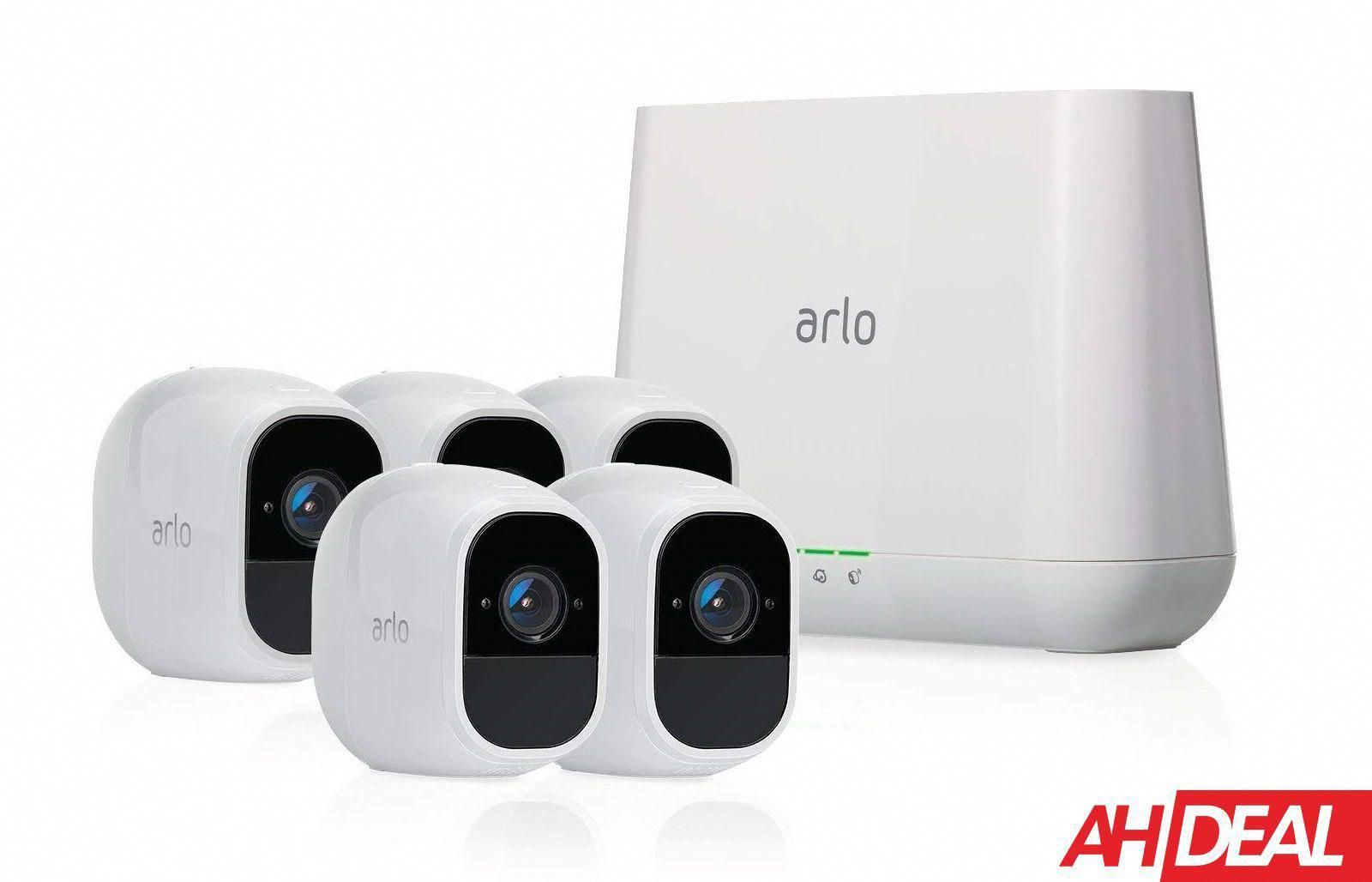 Arlo Pro 2 Wireless Home Security Camera System From 312 99 Today Wireless Home Security Systems Home Security Camera Systems Wireless Home Security Cameras