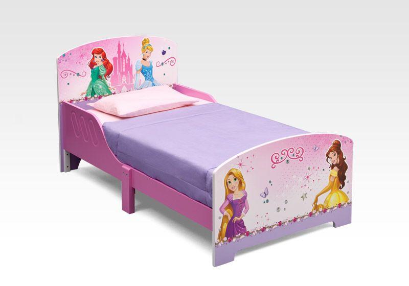 VENTA CAMA INFANTIL PRINCESAS DISNEY DE MADERA. BB87007PS, IndalChess.com Tienda de juguetes online y juegos de jardin