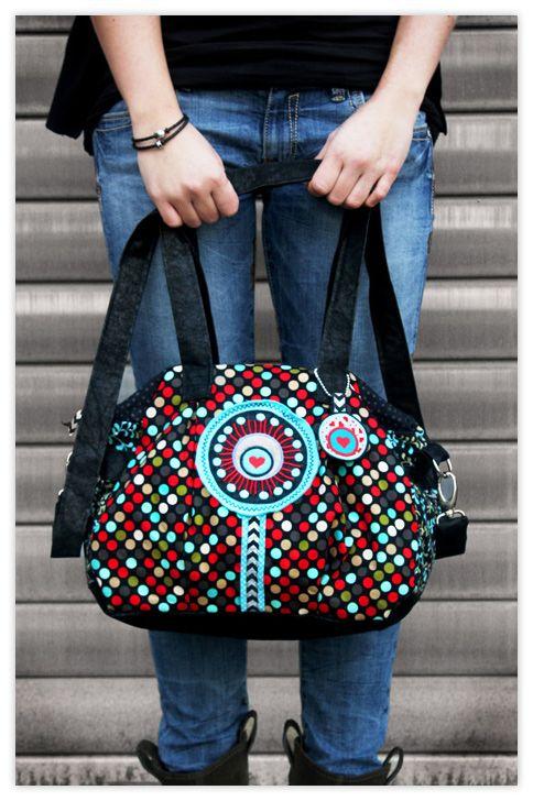 farbenmix Taschenspieler II Schnittmuster | Taschen | Pinterest ...