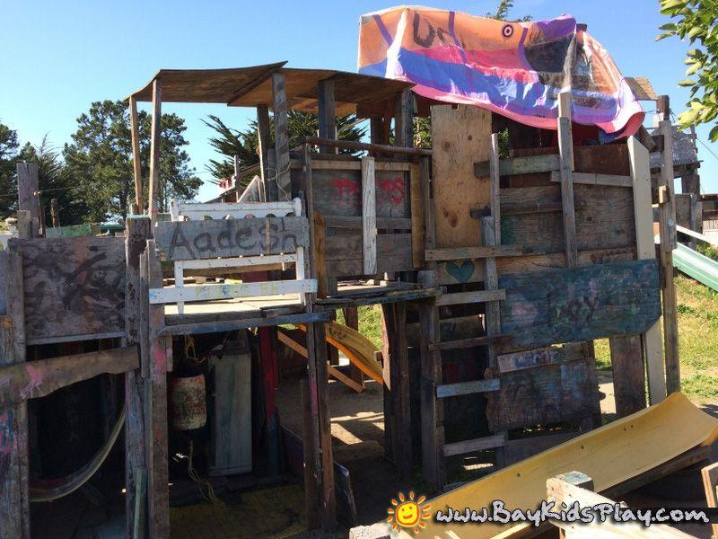 Berkeley Marina Adventure Playground Baykidsplay
