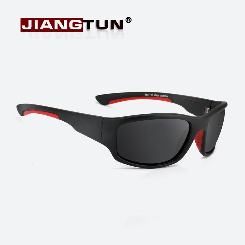 b30e647fb8 JIANGTUN Brand Promote Polarized Sunglasses New 2017 Sunglasses Men Glasses  Polaroid Lens Oculos Masculino Points