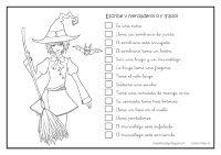 Con la excusa de Halloween he querido utilizar un dibujito de cosecha propia para hacer una lectura    Y para amortizarlo, algunas cosas más...