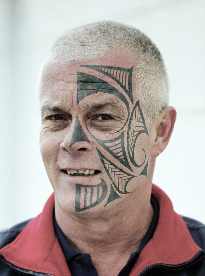 4527e97b7 20 Awesome Face Tattoo Designs | face tattoo | Face tattoos, Clown ...