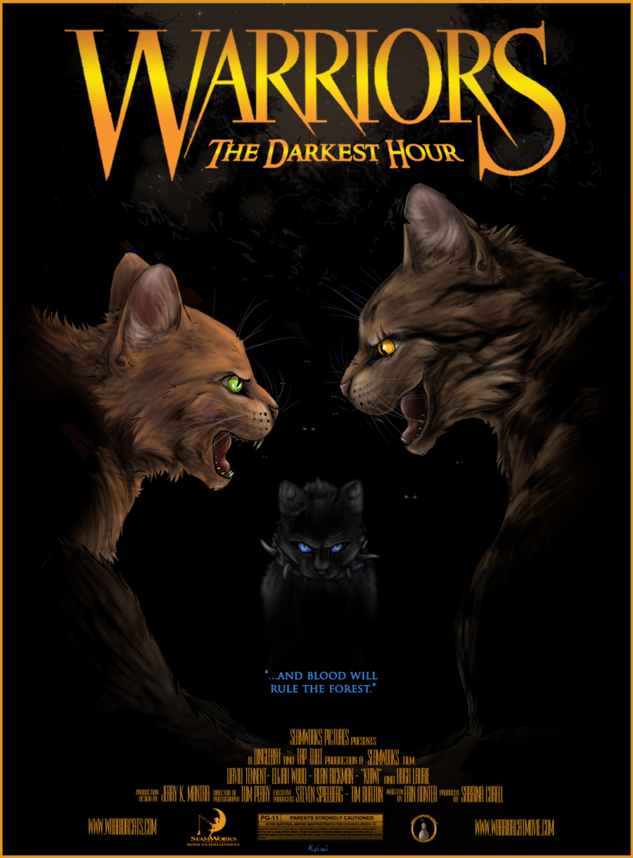 Warriors The Darkest Hour by *kuiwi on deviantART if this