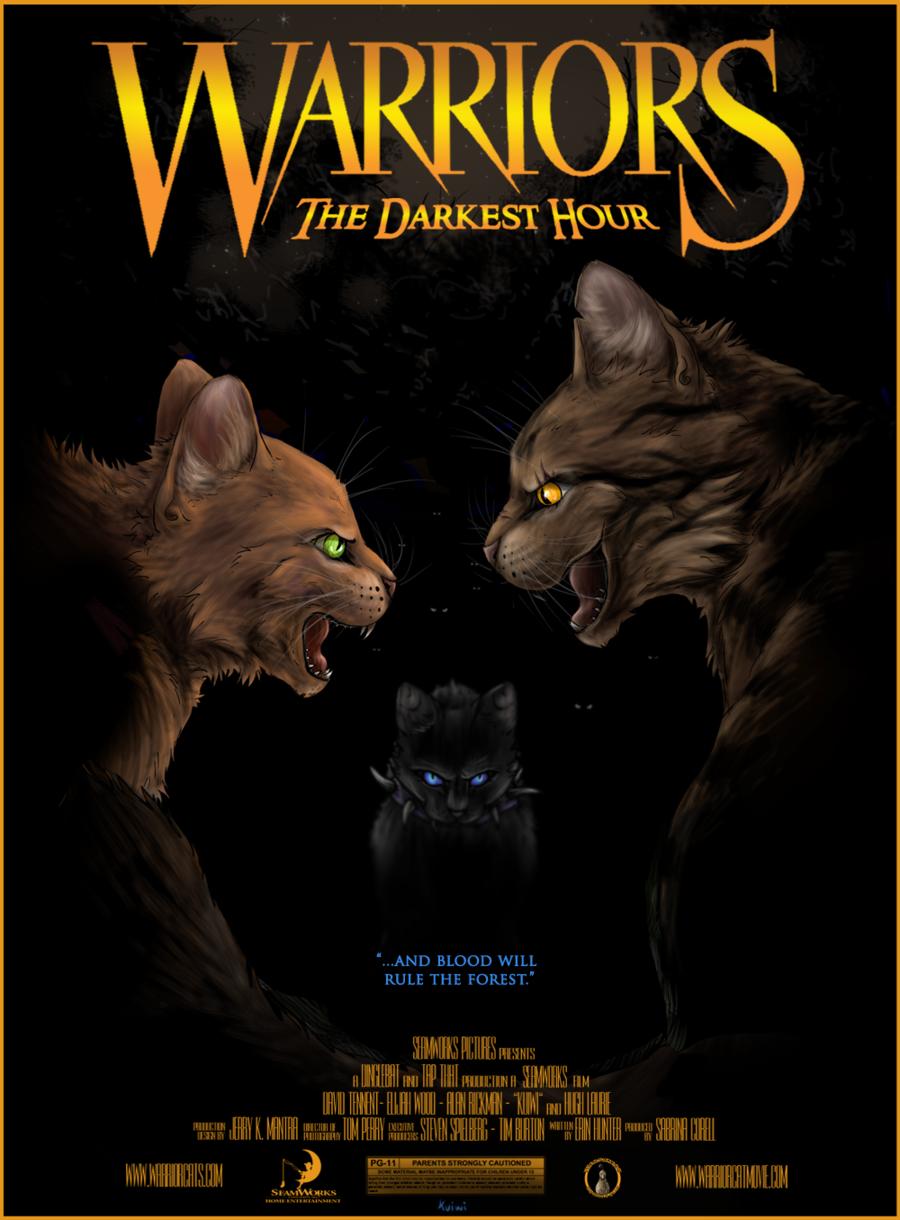 Warriors: The Darkest Hour by *kuiwi on deviantART if this