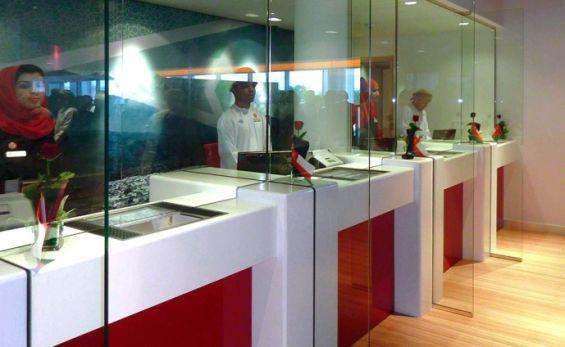 14 Branch Of The Future Designs Cashier Counter Design Bank Interior Design Cash Counter Design
