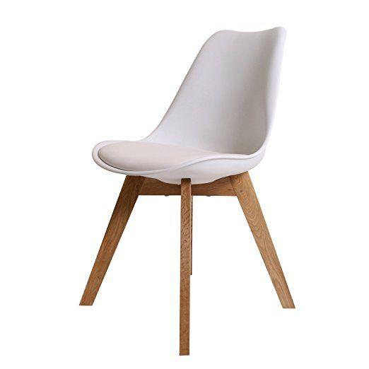 BUTIK FL20360 4 Angebot 4 Er Set Moderner Design Esszimmerstuhl Consilium  Valido, Eichenholz