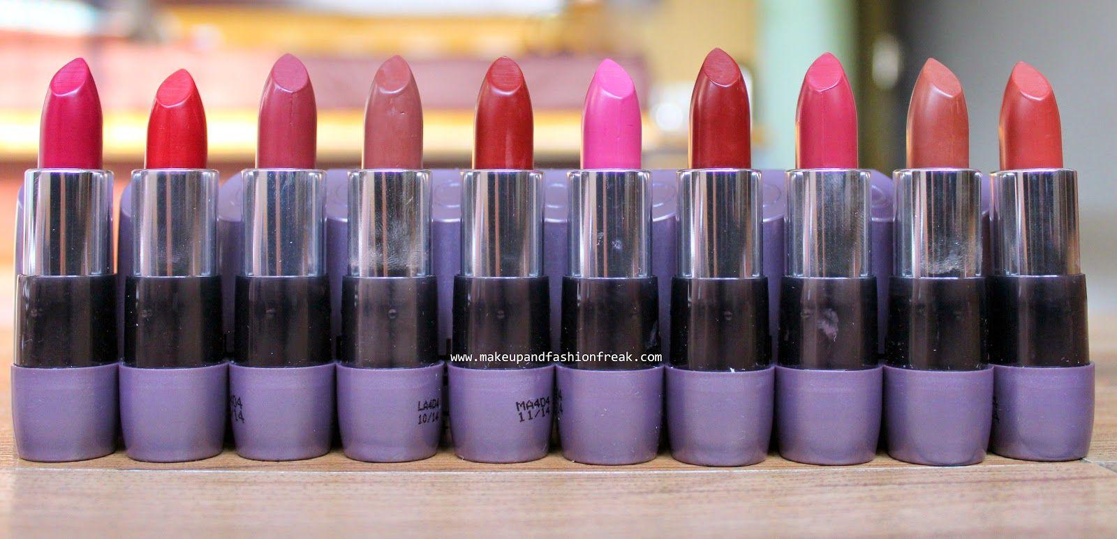 Makeup And Fashion Freak: Oriflame The One Matte Lipstick ... - photo #20