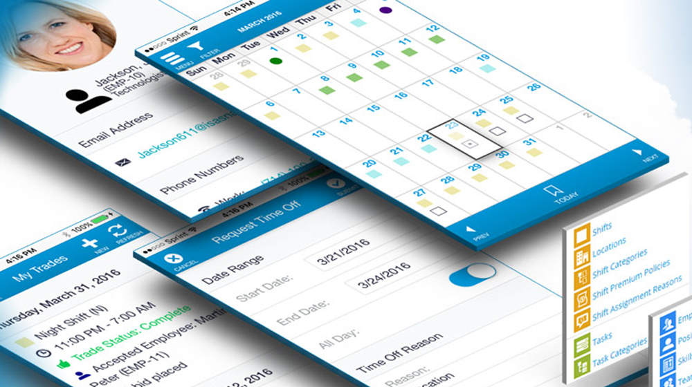 12 Awesome Work Schedule Apps for your Small Business to