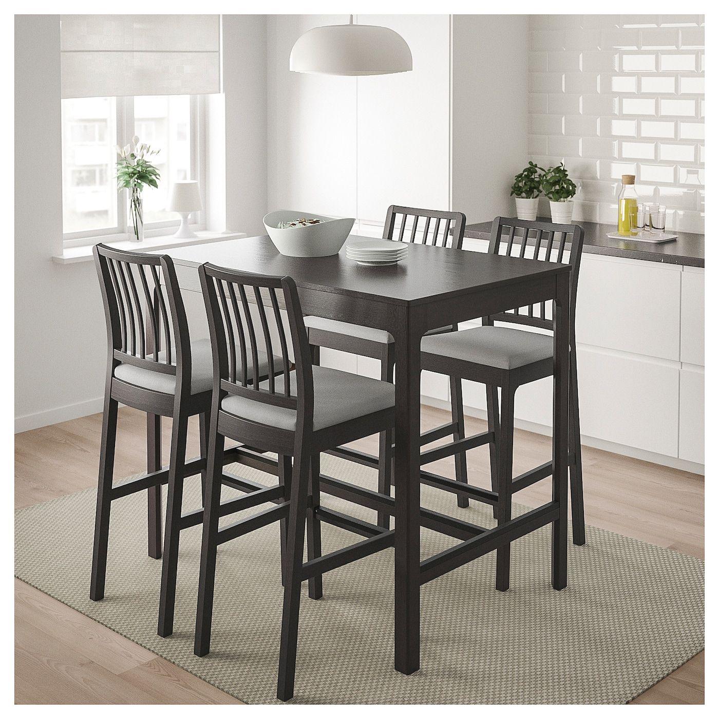 Ekedalen Bar Table Dark Brown 47 1 4x31 1 2 Bar Table Ikea