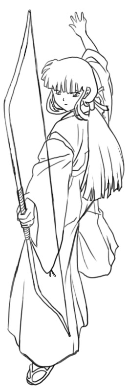 Inuyasha Coloring Pages. free inuyasha coloring pages jpg 900 1275 ...