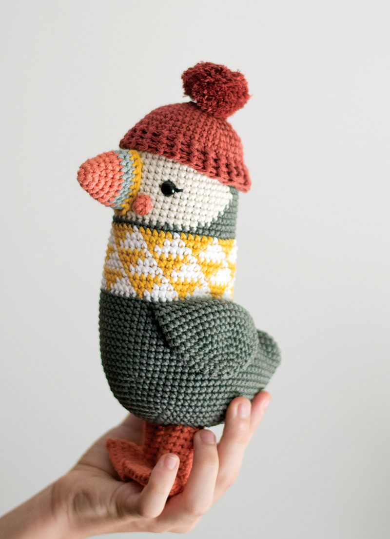 Animal Friends Of Pica Pau Pinterest Stricken Häkeln Stricken