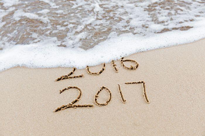 Bye, bye 2016 / Hola 2017. Mi balance del año que se va y mi lista de propósitos para el que entra