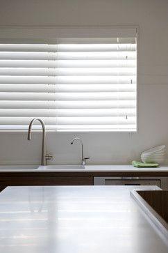 North Bondi Project contemporary-kitchen win integrated sink in thin Corian worktop