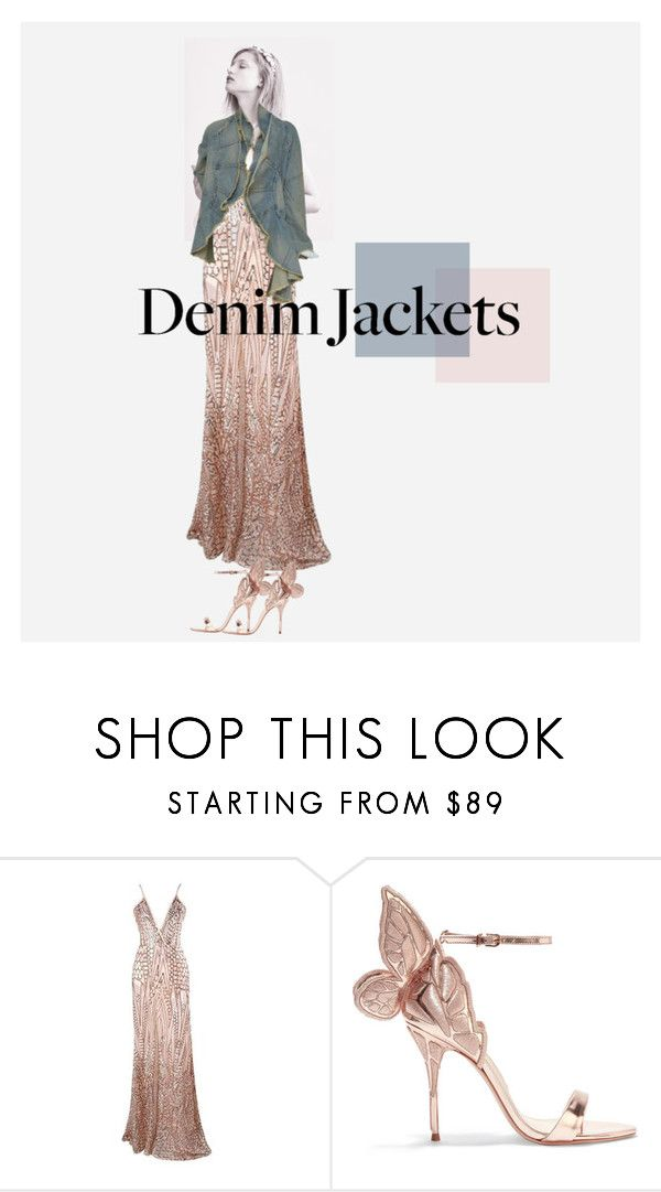 """""""Untitled #45"""" by numomo ❤ liked on Polyvore featuring Sophia Webster"""