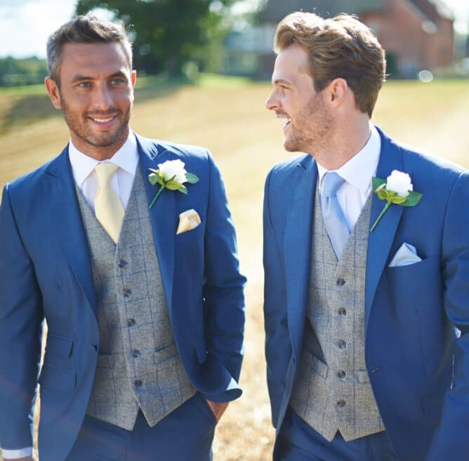 Made To Measure Suits and Suit Hire | The Groom\'s Room Essex ...
