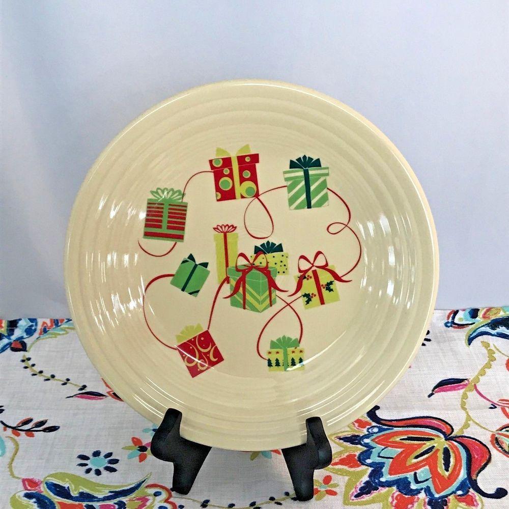 Fiesta 174 Dinnerware Christmas Gifts 9 Quot Luncheon Plate Belk