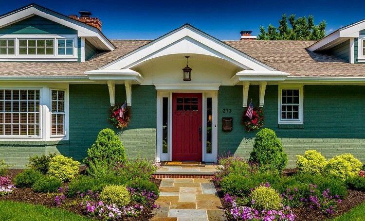 Aménagement entrée maison extérieur conseils pratiques et idées déco
