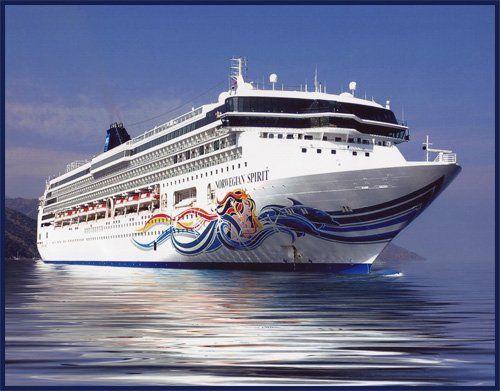 Cruising On The NCL Spirit Wwwbucketlisttraveladvisorsgmailcom - Cruise ship location tracker