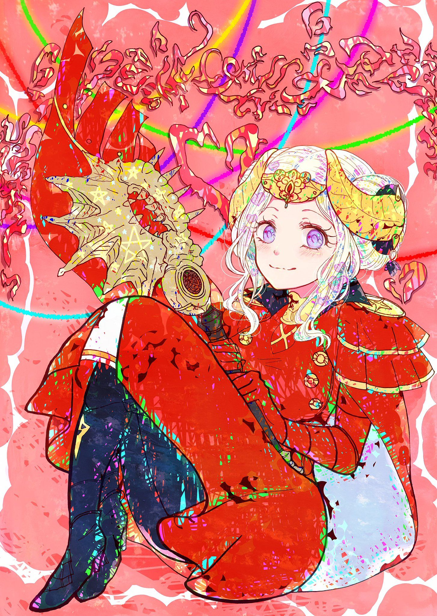 赤丸さあしゃ on Fire emblem, Anime, Game art