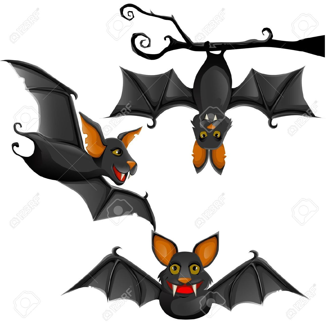 Image result for cute cartoon bats | Cartoon bat, Cute ...