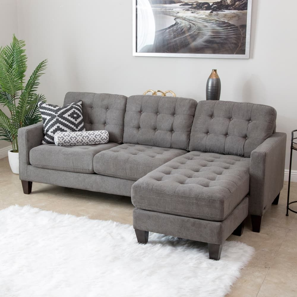 Overstock S Annual Clearance Sale Is Full Of Small Space Furniture For The Entire Home Sectional Sofa Furniture Sofa Set