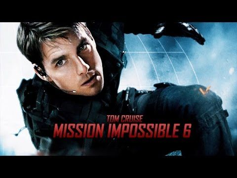 Mission Impossible 6 M I 6 Official Trailer 2018 Tom Cruise Rebe Tom Cruise Mission Impossible Mission Impossible Tom Cruise