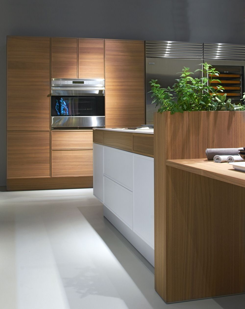 Poggenpohl Showroom Herford Edition Closeup Island Remodel
