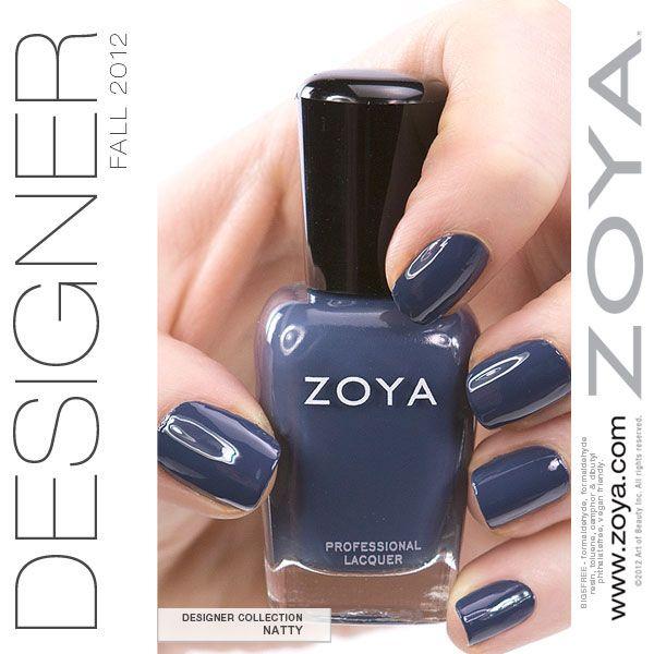 Zoya -Nail-Polish-Natty-ZP629 Must have! | Nails | Pinterest