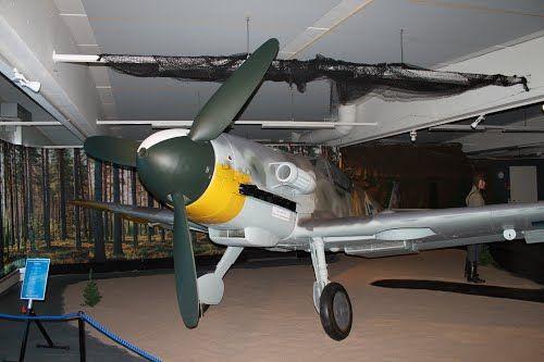 Messerschmitt Bf 109 G-6, MT-452