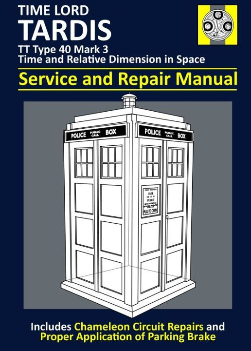 Tardis Repair Manual