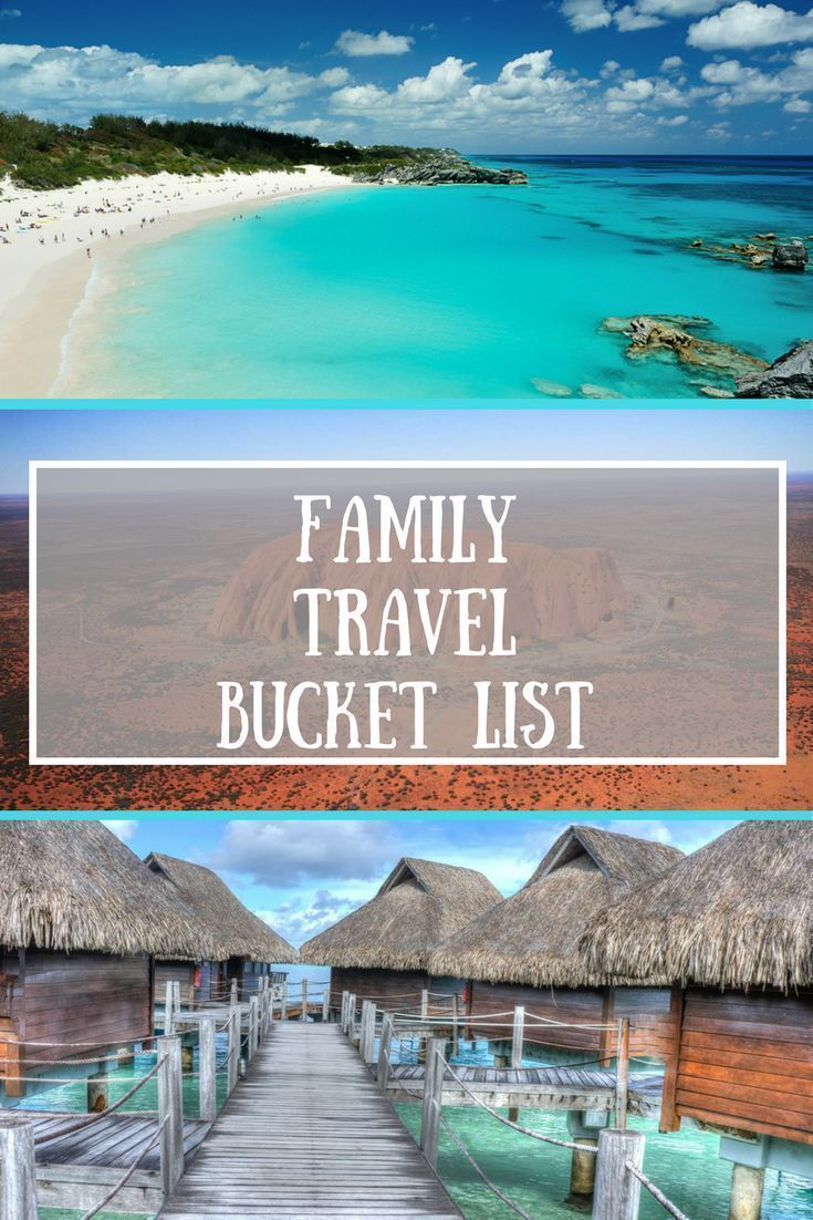 Family travel bucket list | Travel bucket list | Bucket list | Travel with kids | Travel