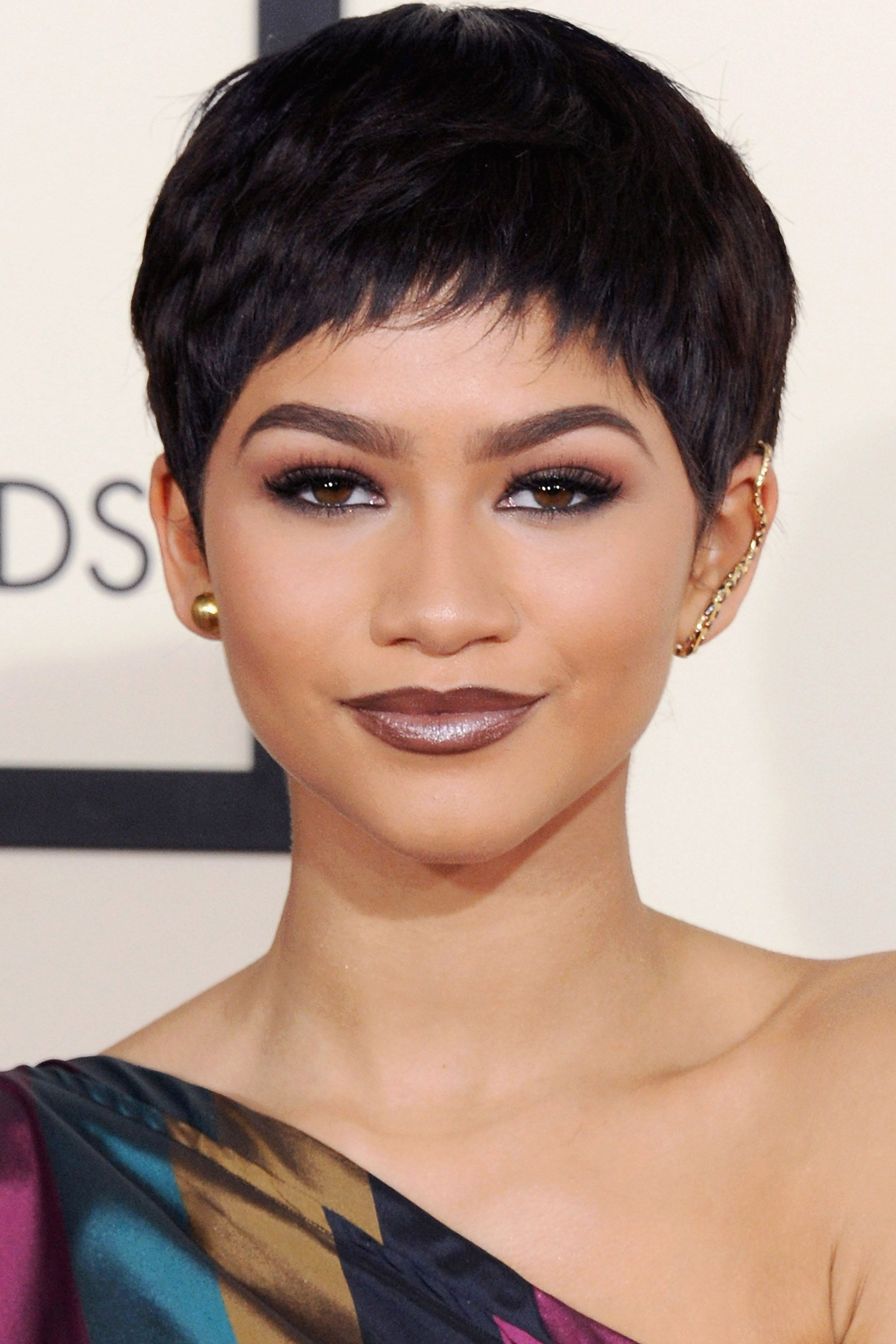 Non Celebrity Short Hairstyles Best Short Hair Styles