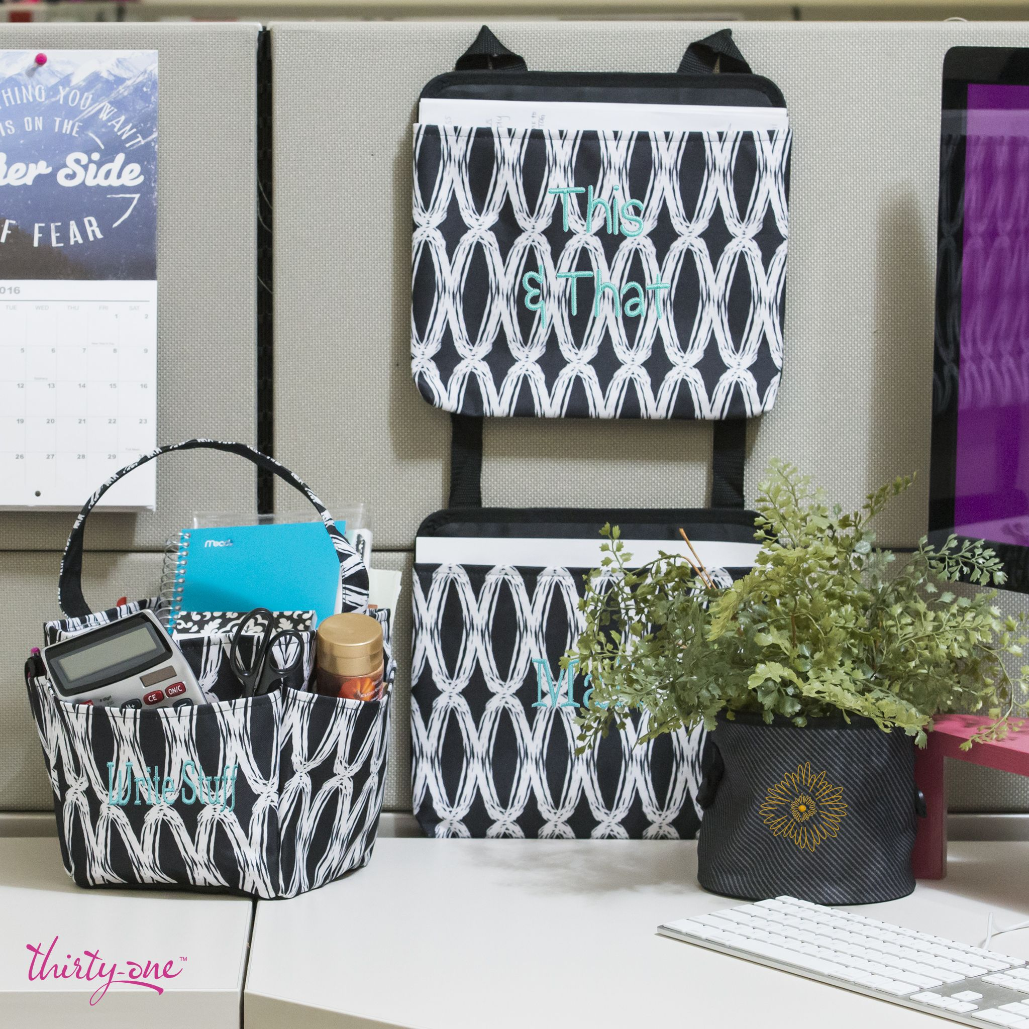 Oh snap bin ideas - Keep Your Office Desk Clear From Clutter With The Creative Caddy Oh Snap Pockets And Oh Snap Bin Shop Online