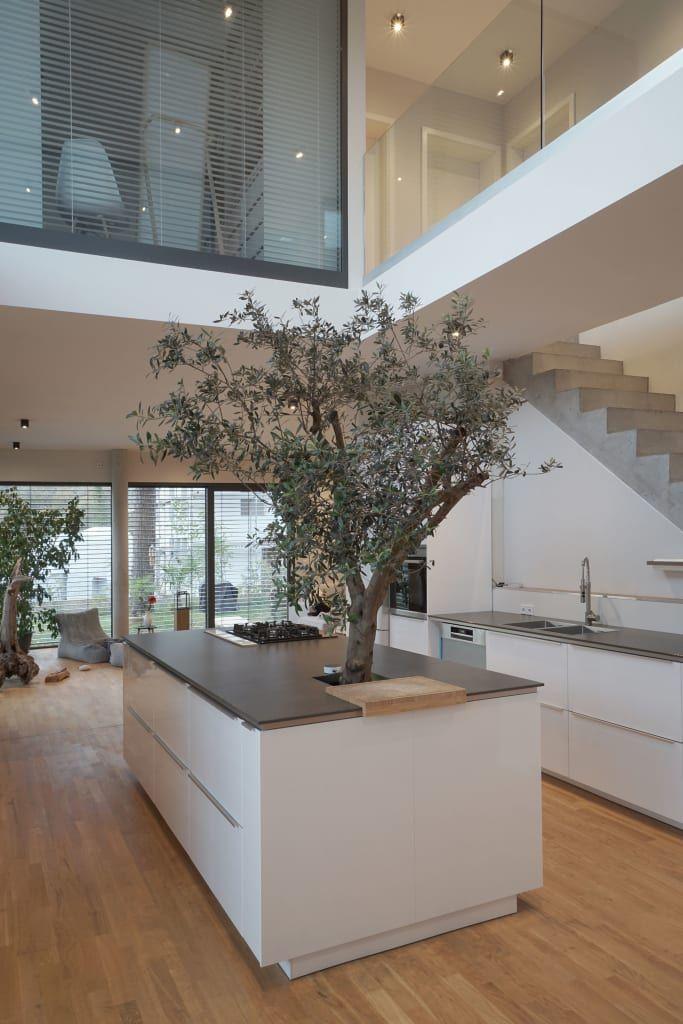 Haus an der kurpromenade wolff architekten moderne küchen
