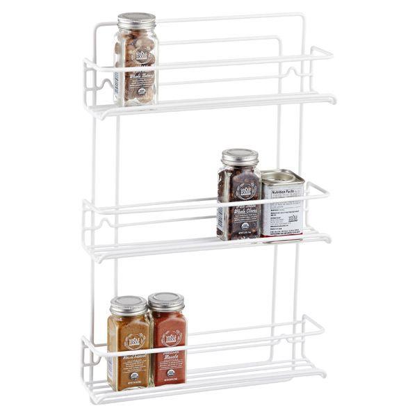 3-Shelf Wire Spice Rack