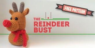 Amigurumi Reindeer Free Pattern : Amigurumi winter reindeer free pattern amigurumi crochet