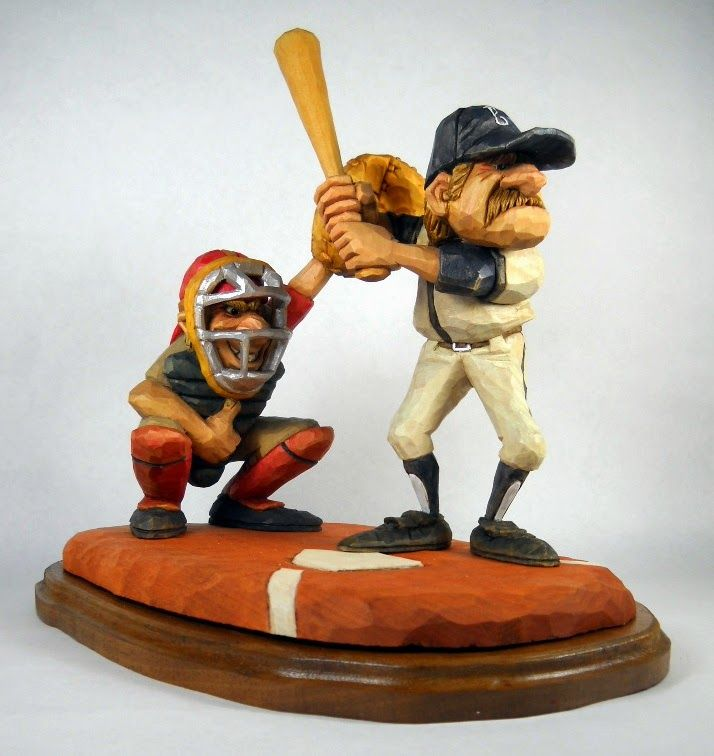 Dale Green Woodcarving Spring Training Wood Carving Designs Dremel Wood Carving Wood Carving