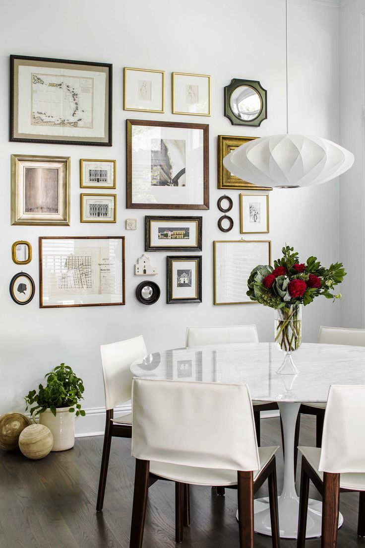 Photographed By Jeff Herr Eclectic Dining Room U0026 Kitchen Design