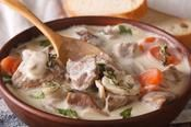 Veal stew-Blanquette de veau  Blanquette of veal recipe   -#casseroledishescastiron #casseroledishesvegan #casseroledishesvegetarian #casseroledishesvideos #pastacasseroledishes #blanquettedeveau