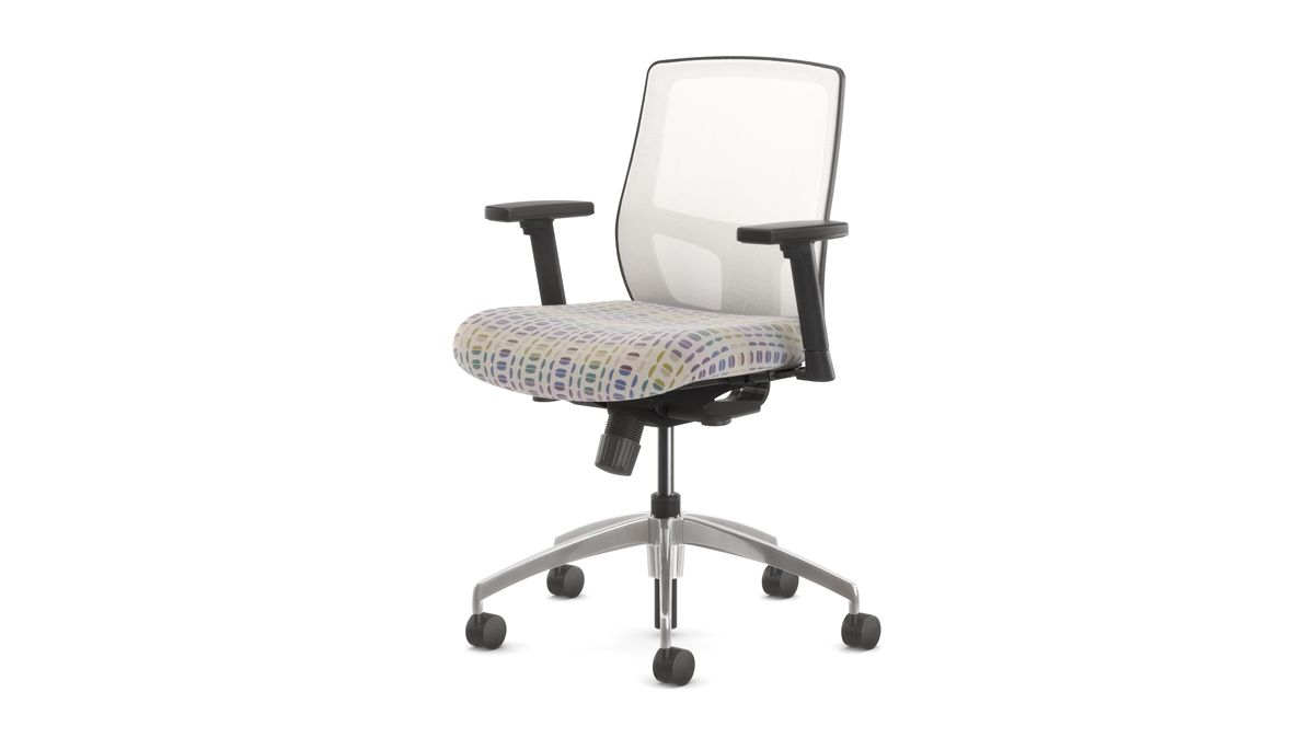 OFS Genus task chair - SO COMFORTABLE