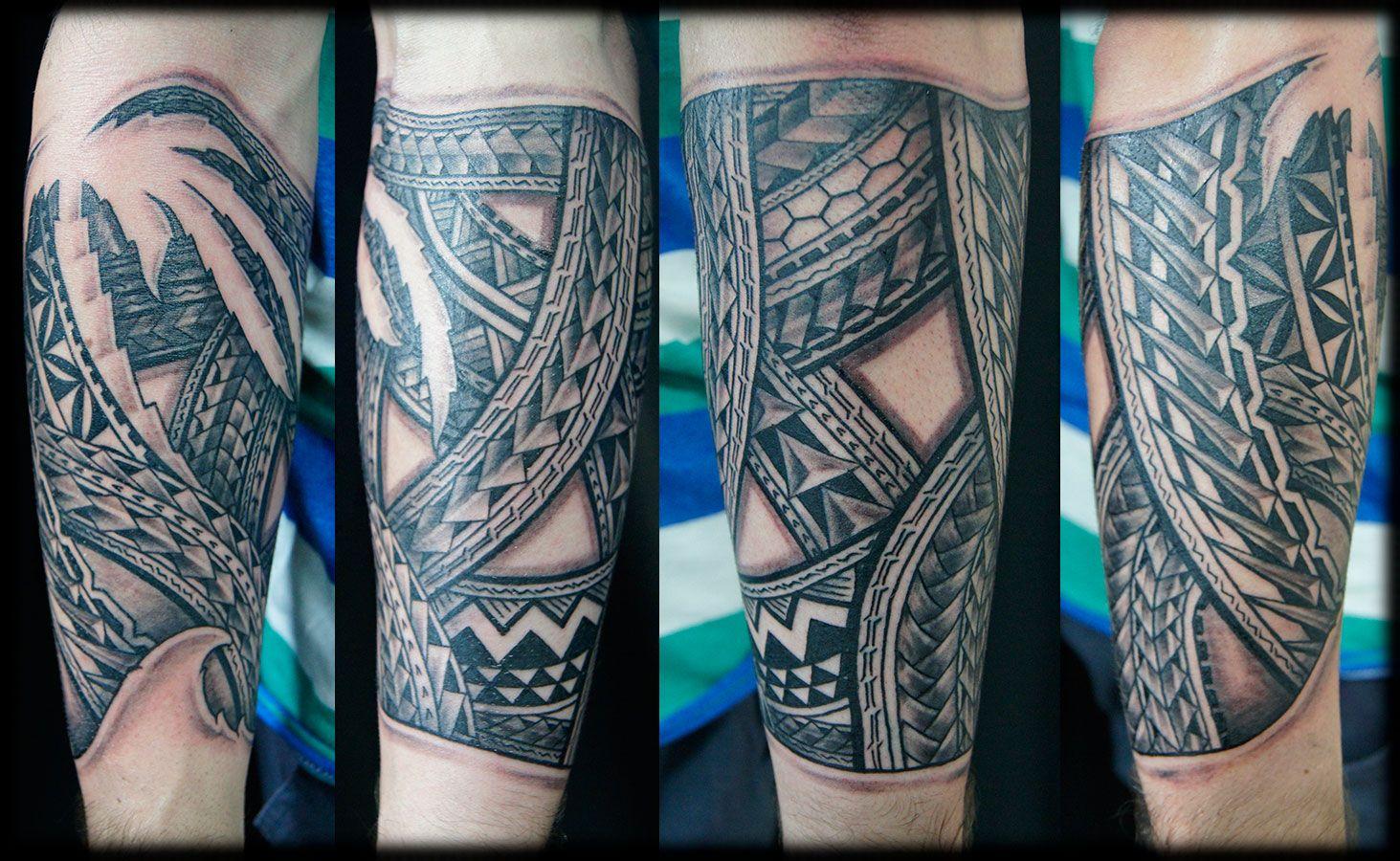 custom pacific tatau samoan polynesian