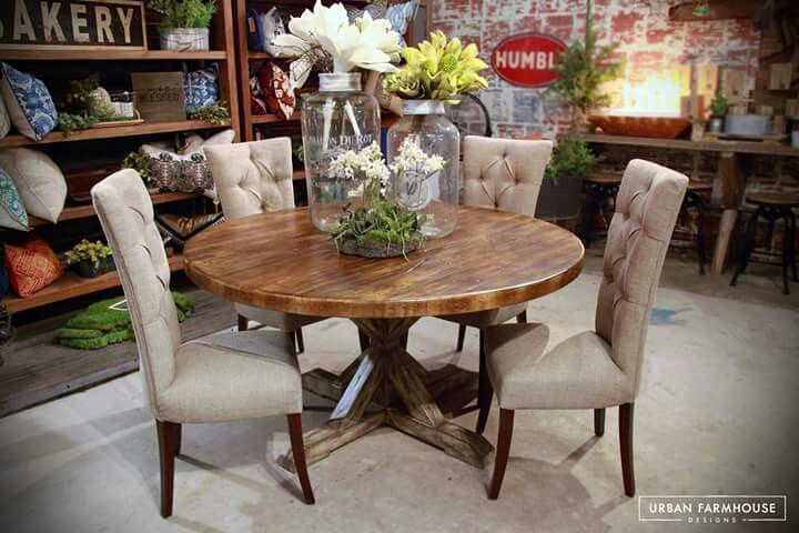 Awesome Urban Farmhouse, Dining Table