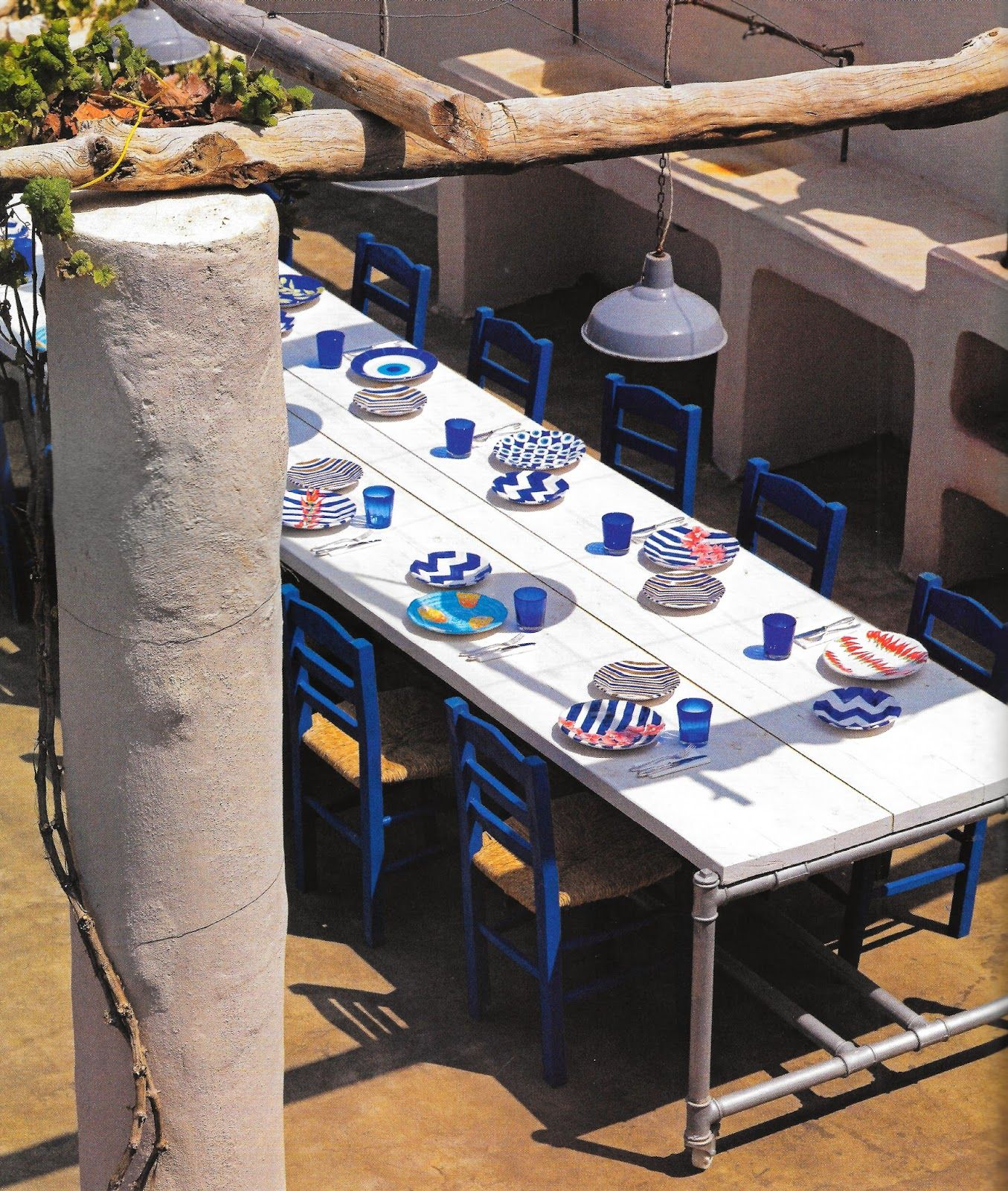 A place to escape: Gino Haddad's summer retreat - Plus Deco - Interior Design Blog