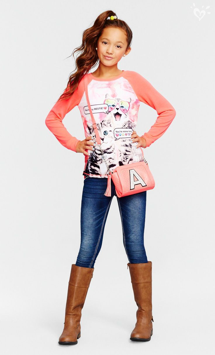 Fashion tween outfits photo