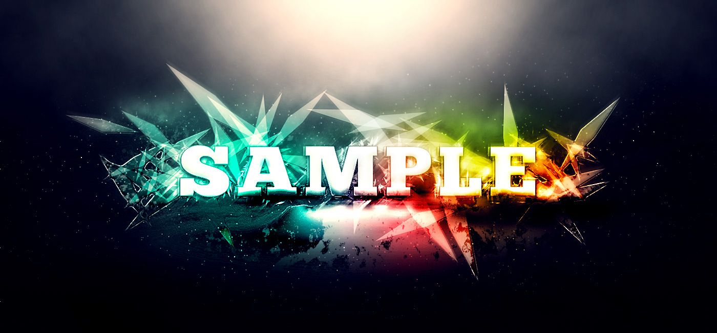 80 photoshop tutorials fr hochwertige text effekte frisch create awesome abstract text effect with brush dynamics and filters in photoshop psd vault baditri Images