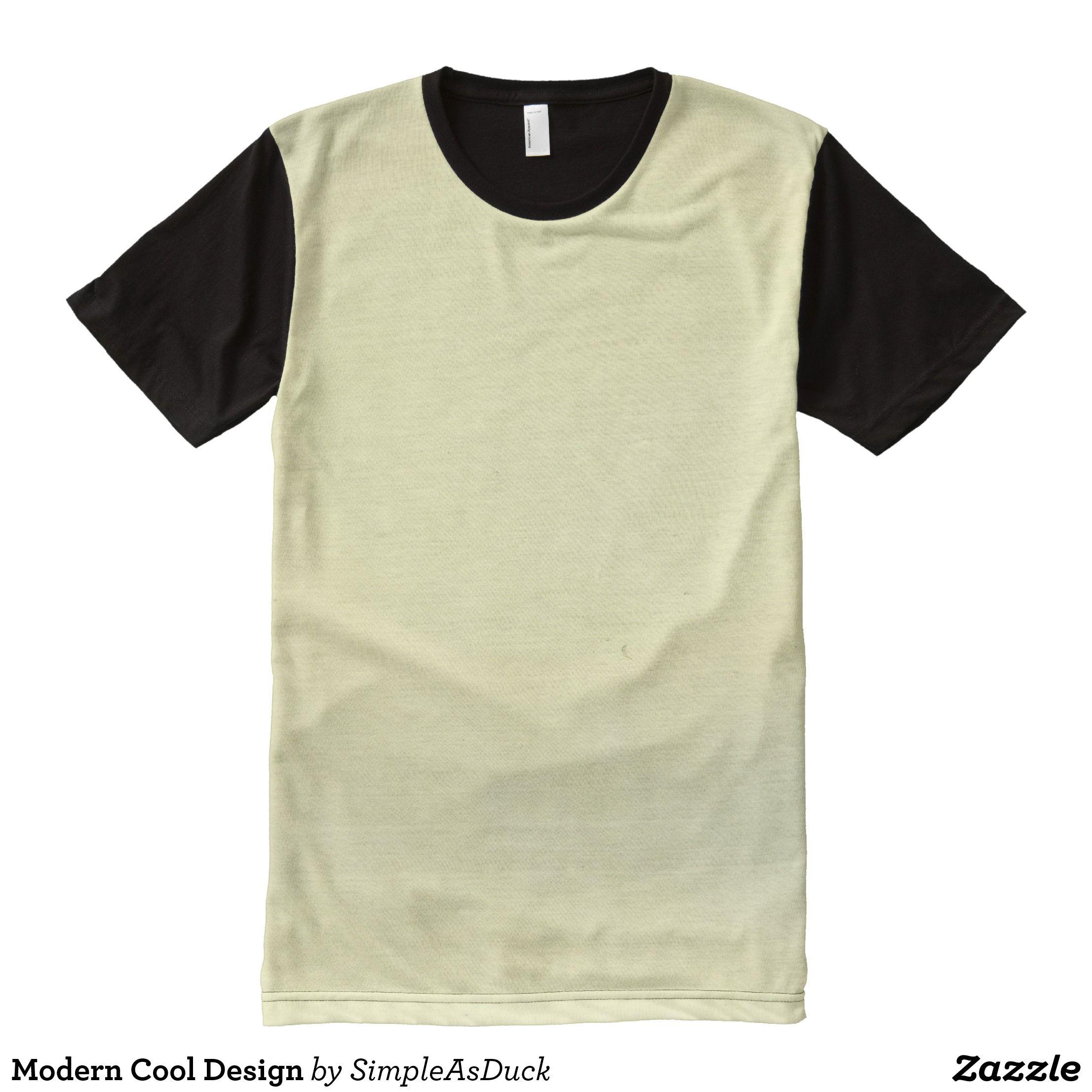 Modern Cool Design All Over Print T Shirt Mens All Over Print