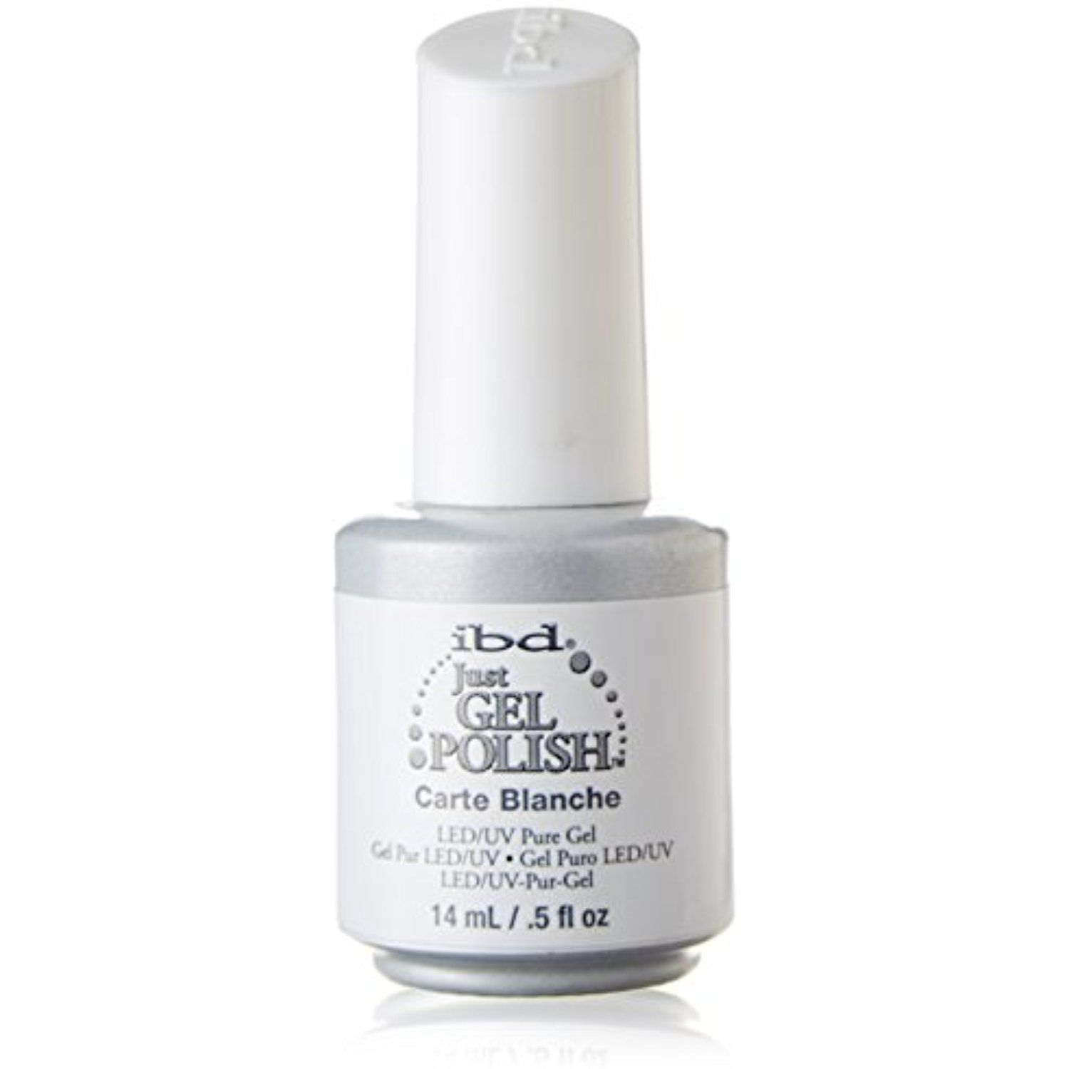 Ibd Just Gel Soak Off White Nail Polish Carte Blanche Check This Awesome Product By Going To The Link At Image